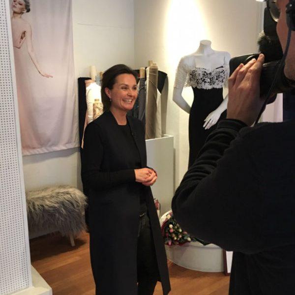 Årets kjole Louise Enemark