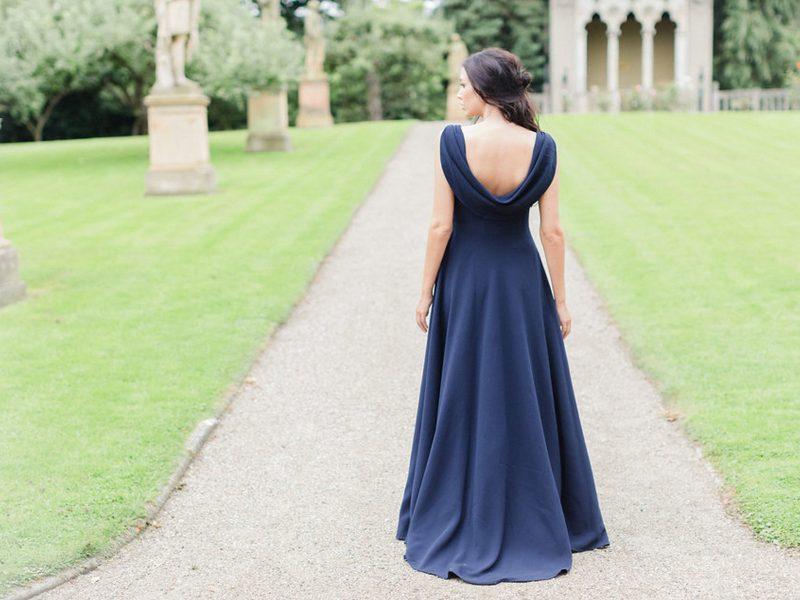 Beate design kjole