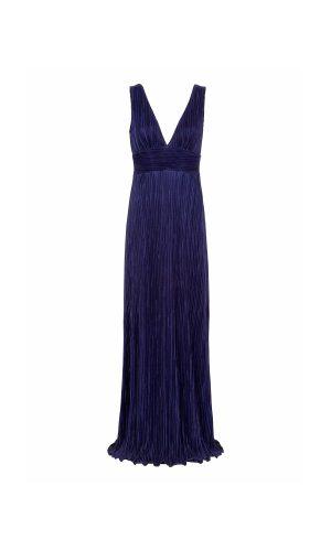 Ava design kjole navy