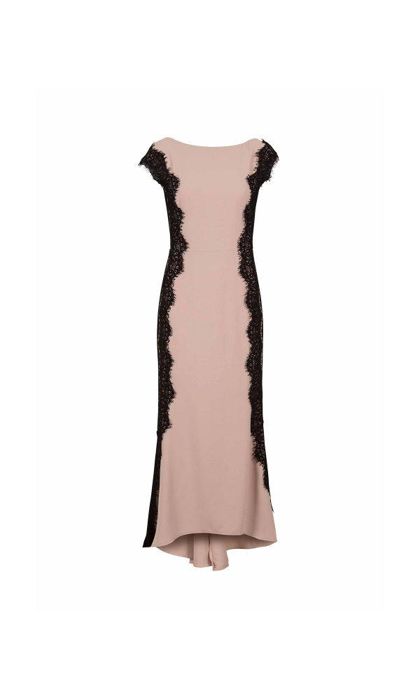 Patrizia long design kjole